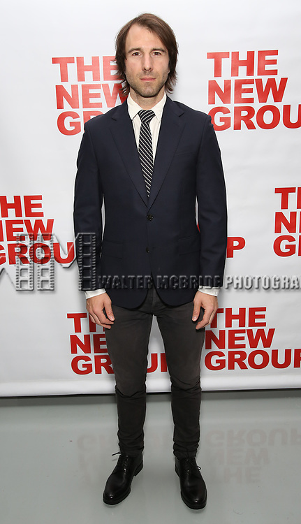 Alex Hurt attends the World Premiere of Hamish Linklater's 'The Whirligig' at Green Fig's Social Drink and Food Club Terrace on May 21, 2017 in New York City.