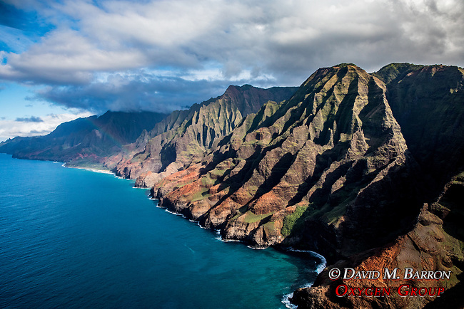 The Napaoli Coast, Jack Harter Doors Off Helicopter Tour