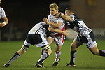 Nevin Spence.Celtic League .Cardiff Blues v Ulster.Cardiff Arms Park.Picture credit: Steve Pope / Sportingwales