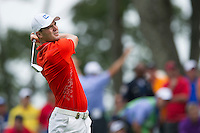 Martin Kaymer in action during the opening round of the PGA Championship at Valhalla (Photo: Anthony Powter) Picture: Anthony Powter / www.golffile.ie