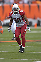 OLIVER CELESTIN, of the Arizona Cardinals, in action during their game against the Cincinnati Bengals on November 18, 2007 in Cincinnati, Ohio...Cardinals win 35-27..SportPics
