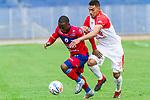 Deportivo Pasto igualó 1-1 ante Independiente Santa Fe. Fecha 7 Liga Águila II-2018.