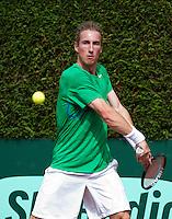 20-08-11, Tennis, Amstelveen, Nationale Tennis Kampioenschappen, NTK, Mark de Jong
