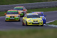 Round 9 of the 2002 British Touring Car Championship. #62 Spencer Marsh (GBR). Beacon Motorsport. Honda Accord.