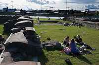 Norwegen, Oslo, Middelalder Parken