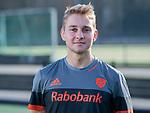UTRECHT -  Max Kuijpers , home shirt speler Nederlands Hockey Team heren. COPYRIGHT KOEN SUYK
