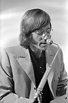 The Doors 1968 Ray Manzarek on Top Of The Pops..© Chris Walter..