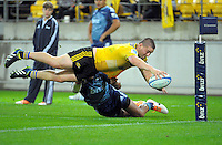 140418 Super Rugby - Hurricanes v Blues