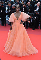 "CANNES, FRANCE. May 19, 2019: Naomi King at the gala premiere for ""A Hidden Life"" at the Festival de Cannes.<br /> Picture: Paul Smith / Featureflash"