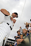 9 September 2006: Todd Helton, first baseman for the Colorado Rockies, signs autographs prior to a game against the Washington Nationals. The Rockies defeated the Nationals 9-5 at Coors Field in Denver, Colorado.&#xA;&#xA;Mandatory Photo Credit: Ed Wolfstein.<br />
