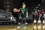 Tulane Women's Basketball falls at Houston, 72-48.