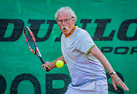 Hilversum, The Netherlands,  August 23, 2019,  Tulip Tennis Center, NSK, Kees de Boer (NED)<br /> Photo: Tennisimages/Henk Koster