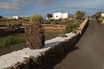 Traditional houses, Villaverde village near Oliva, Fuerteventura, Canary Islands, Spain