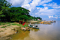 Mingun (on the Ayeyarwady RIver, near Mandalay), Burma (Myanmar)