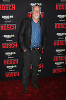 "3 March 2016 - West Hollywood, California - Michael Connelly. Amazon Original Series ""Bosch"" Season 2 Premiere held at the Pacific Design Center. Photo Credit: Byron Purvis/AdMedia"