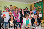 Quiz for Rehab: attending the fund raising quiz for Rehab held in The Saddle Bar in Listowel on Friday night last were in front are  Dara Costello. Louise McDonagh and Jean Sugrue..Centre: Dan Kennedy, Ria Grimes, Bernie Murphy, Paula Dunn and Carol White..Back row: Geaoid Lynch, Mark O'Connor, Shane Hannon and Mike McDonnell.