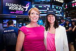 PepsiCo, Inc. & The Greater NYC Affiliate of Susan G. Komen for the Cure 9.8.15