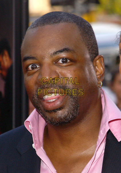 LEVAR BURTON.The LA Premiere of The Italian Job held at Graumann's Chinese Theatre in Hollywood..www.capitalpictures.com.sales@capitalpictures.com.©Capital Pictures.
