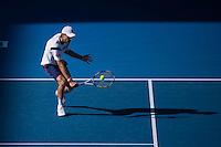 Andreas Seppi (ITA)<br /> <br /> Tennis - Australian Open 2015 - Grand Slam -  Melbourne Park - Melbourne - Victoria - Australia  - 23 January 2015. <br /> &copy; AMN IMAGES