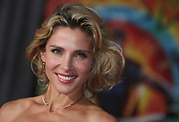 HOLLYWOOD, CA - OCTOBER 10: Elsa Pataky at the world premier of Marvel Studios&rsquo; Thor: Ragnarok  in Hollywood, California on October 10, 2017. <br /> CAP/MPIFS<br /> &copy;MPIFS/Capital Pictures