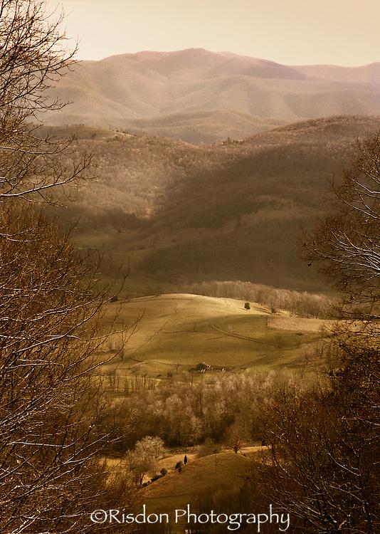Bull Pasture Valley, Viriginia