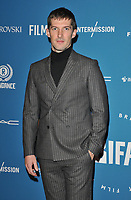 Gwilym Lee at the British Independent Film Awards (BIFA) 2018, Old Billingsgate Market, Lower Thames Street, London, England, UK, on Sunday 02 December 2018.<br /> CAP/CAN<br /> &copy;CAN/Capital Pictures