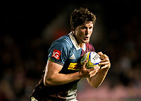 Harlequins' Charlie Matthews<br /> <br /> Photographer Bob Bradford/CameraSport<br /> <br /> Aviva Premiership Round 20 - Harlequins v Exeter Chiefs - Friday 14th April 2016 - The Stoop - London<br /> <br /> World Copyright &copy; 2017 CameraSport. All rights reserved. 43 Linden Ave. Countesthorpe. Leicester. England. LE8 5PG - Tel: +44 (0) 116 277 4147 - admin@camerasport.com - www.camerasport.com