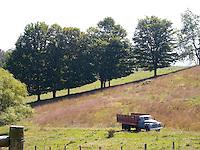 Farm truck.