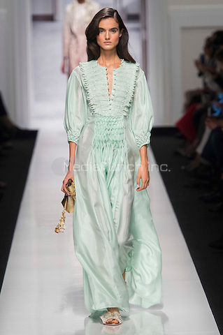 ERMANNO SCERVINO<br /> Milan Fashion Week  ss17<br /> on September 25, 2016<br /> CAP/GOL<br /> &copy;GOL/Capital Pictures /MediaPunch ***NORTH AND SOUTH AMERICAS ONLY***