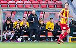 S&ouml;dert&auml;lje 2013-10-06 Fotboll Allsvenskan Syrianska FC - IF Elfsborg :  <br /> Elfsborg tr&auml;nare Klas Ingesson i aktion under matchen<br /> (Foto: Kenta J&ouml;nsson) Nyckelord:  portr&auml;tt portrait