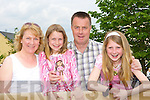Lily, Emer, Tony and Aoife Horgan Currow enjoying a family day at Killarney Races on Sunday   Copyright Kerry's Eye 2008