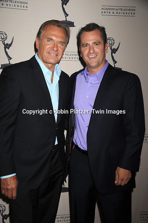 """Dr Andrew Ordon and Dr Jim Sears of """" The Doctors"""""""