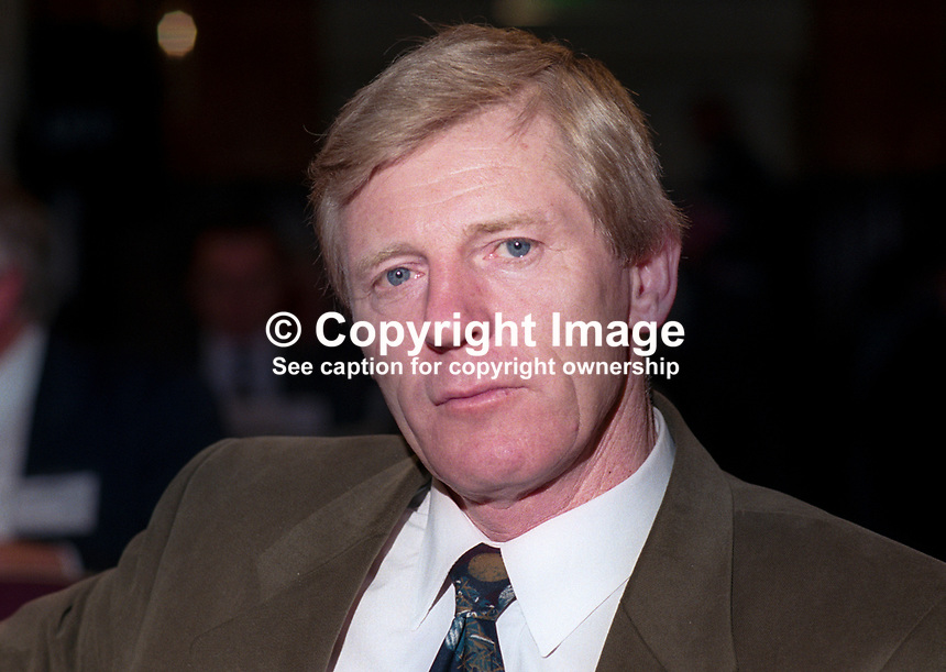 Bryan Davies, MP, Labour Party, UK, October, 1994, 199410045<br /><br />Copyright Image from Victor Patterson, 54 Dorchester Park, <br />Belfast, UK, BT9 6RJ<br /><br />t1: +44 28 9066 1296 (from Rep of Ireland 048 9066 1296)<br />t2: +44 28 9002 2446 (from Rep of Ireland 048 9002 2446)<br />m: +44 7802 353836<br /><br />victorpatterson@me.com<br />www.victorpatterson.com<br /><br />Please see my Terms and Conditions of Use at VICTORPATTERSON.COM. It is IMPORTANT that you familiarise yourself with them.<br /><br />Images used on the Internet must be visibly watermarked i.e. &copy;VICTORPATTERSON.COM within the body of the image and copyright metadata must not be deleted. Images used on the Internet have a size restriction of 4kbs and are chargeable at the then current NUJ rates.<br /><br />This image is only available for the use of the download recipient i.e. television station, newspaper, magazine, book publisher, etc, and must not be passed on to any third party. It is also downloaded on condition that each and every usage is notified within 7 days to victorpatterson@me.com<br /><br />The right of Victor Patterson to be identified as the author is asserted in accordance with The Copyright Designs And Patents Act (1988).