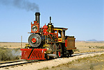 Utah: Golden Spike National Historic Site, photo: utpony104  .Photo copyright Lee Foster, www.fostertravel.com, 510/549-2202, lee@fostertravel.com
