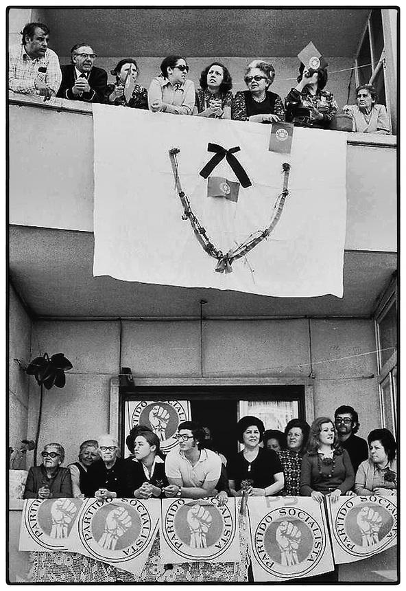Lisboa - 1∫ Maio 1975