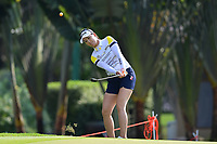 PATTAYA, THAILAND - FEBRUARY 22: Chella Choi of South Korea on the 14th green during the second round of the Honda LPGA Thailand 2019 at Siam Country Club Pattaya (Old Course), Pattaya, Thailand on February 22, 2019.<br /> .<br /> .<br /> .<br /> (Photo by: Naratip Golf Srisupab/SEALs Sports Images)<br /> .<br /> Any image use must include a mandatory credit line adjacent to the content which should read: Naratip Golf Srisupab/SEALs Sports Images