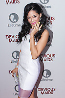 PACIFIC PALISADES, CA - JUNE 17: Edy Ganem attends the Lifetime original series 'Devious Maids' premiere party held at Bel-Air Bay Club on June 17, 2013 in Pacific Palisades, California. (Photo by Celebrity Monitor)