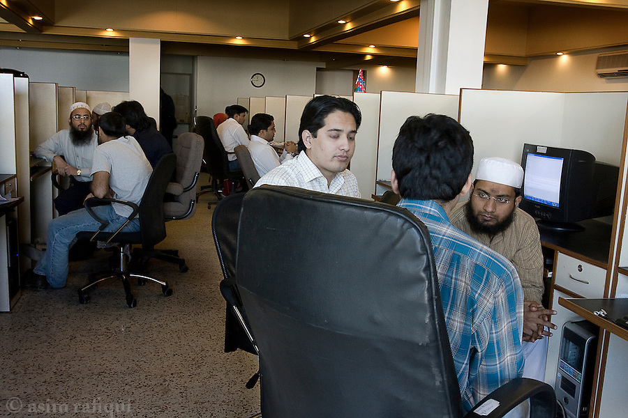 At Folio 3, a Pakistan based software development firm that also has a large number of religiously conservative software developers on staff
