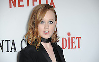 www.acepixs.com<br /> <br /> February 1 2017, LA<br /> <br /> Liv Hewson arriving at the premiere Of Netflix's 'Santa Clarita Diet' at the ArcLight Cinemas Cinerama Dome on February 1, 2017 in Hollywood, California<br /> <br /> By Line: Peter West/ACE Pictures<br /> <br /> <br /> ACE Pictures Inc<br /> Tel: 6467670430<br /> Email: info@acepixs.com<br /> www.acepixs.com
