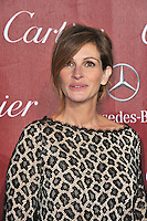 Julia Roberts at the 2014 Palm Springs International Film Festival Awards gala at the Palm Springs Convention Centre.<br /> January 4, 2014  Palm Springs, CA<br /> Picture: Paul Smith / Featureflash