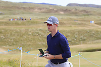 Brandon Stone (RSA) on the 14th during Round 3 of the Dubai Duty Free Irish Open at Ballyliffin Golf Club, Donegal on Saturday 7th July 2018.<br /> Picture:  Thos Caffrey / Golffile