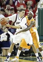 12-29-2007 Gonzaga Vs Tennessee