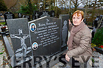 Sheila Brennan the sister of Charles Brennan who was killed in the Whiddy disaster is still looking for answers why he died forty years later