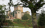 Castillo de Pambre en Palas de Rei, Lugo