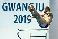 LESIAK Kacper POL POLAND<br /> Gwangju South Korea 17/07/2019<br /> Diving Men's 3m Springboard Preliminary <br /> 18th FINA World Aquatics Championships<br /> Nambu University Aquatics Center <br /> Photo © Andrea Staccioli / Deepbluemedia / Insidefoto