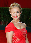 LOS ANGELES, CA. - September 20: Hayden Panettiere arrives at the 61st Primetime Emmy Awards held at the Nokia Theatre on September 20, 2009 in Los Angeles, California.