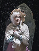 London, UK. 14.12.2015. Arthur Pita's The Little Match Girl at the Lillian Baylis Studio, Sadler's Wells Theatre. Photo shows: Angelo Smimmo - The Grandmother. Photo - © Foteini Christofilopoulou.