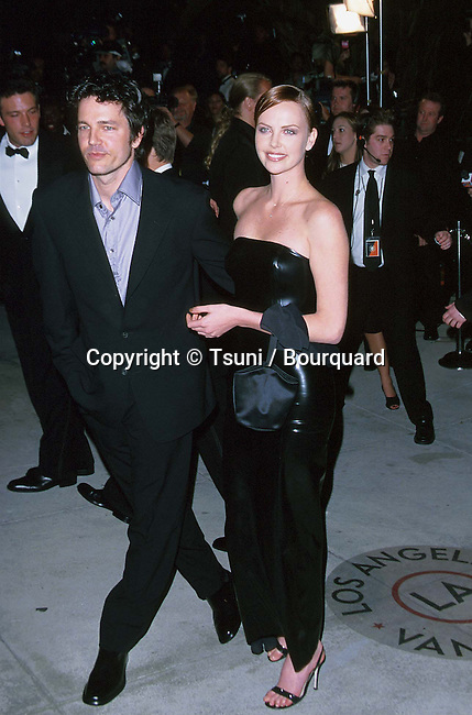Theron Charlize & Steven