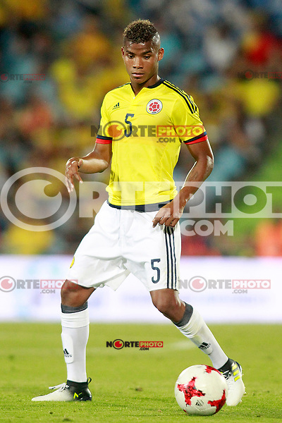 Colombia's Wilmar Barrios during international friendly match. June 13,2017.(ALTERPHOTOS/Acero) (NortePhoto.com) (NortePhoto.com)
