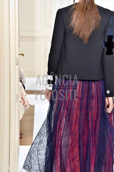 Schiaparelli<br /> <br /> Paris - Alta Costura - Inverno 2017<br /> <br /> <br /> foto: FOTOSITE